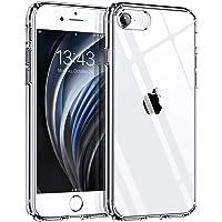Syncwire Coque Compatible avec iPhone 8/7/SE 2020 -Transparente Housse de Protection en Silicone Rigide Anti Choc Étuis…