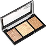 Swiss Beauty Beauty Highlighter and Bronzer Palette 02