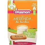 Plasmon Merenda Yogurt e Biscotto, 24 x 120 g