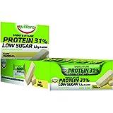 Equilibra Protein 31% Low Sugar Vaniglia, 24 barrette da 35 g