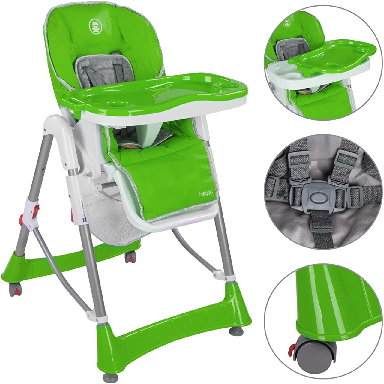 Froggy® Kinderhochstuhl BHC01