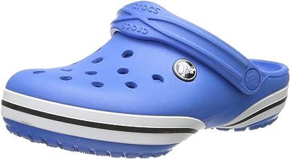 crocs Kids Unisex Crocband-X Clogs and Mules