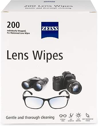 Zeiss Lingettes–Lot de 200