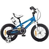 RoyalBaby Bicicletas Infantiles niña niño 3-12 años Freestyle BMX 12 14 16 18 20 Pulgadas Ruedas auxiliares Bicicleta para ni