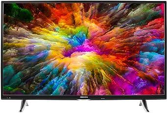 MEDION X14911 123,2 cm (49 Zoll UHD) Fernseher (Smart-TV, 4K, HDR, Triple Tuner, DVB-T2 HD, Netflix App, PVR, DTS, Bluetooth)