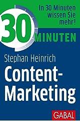 30 Minuten Content-Marketing Taschenbuch