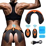 MATEHOM Hips Trainer Electroestimulador Muscular,Gluteos Estimulador de Glúteos Herramientas Nalgas HipTrainer para la Cadera