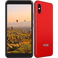 KXD 6A (2021) Smartphone ohne Vertrag Simlockfrei Handy Android Go 3G Dual SIM 8GB ROM 64GB erweiterbar 5,5 Zoll Display…