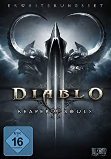 Diablo III: Reaper of Souls [PC Code - Battle.net] (B011LX6H38) | Amazon price tracker / tracking, Amazon price history charts, Amazon price watches, Amazon price drop alerts