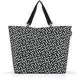 Reisenthel Damen Shopper-ZU7054 Shopper, schwarz, XL