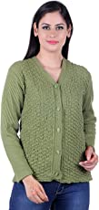 eWools Women's Woolen Cardigan