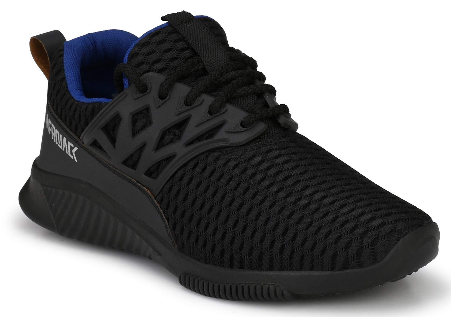 revendeur 971b3 90a0a Afrojack Men's Panther Series Mesh Running Shoes - Kota Footwear