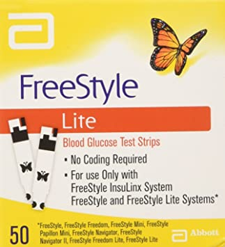 Free Style Lyte Test Strips