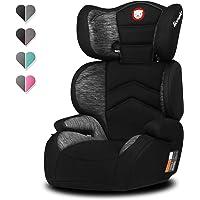 Lionelo Lars Kindersitz 15-36 kg Kindersitzerhöhung 15-36 kg Gruppe 2 3 verstärkte Kopfstütze Seitenschutz tiefe…