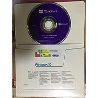 Windows 10 Professional Windows 10 Professionnel 64 Bits - OEM DVD - Système d'exploitation 64bits - Licence Français