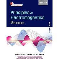 Principles of Electromagnetics: Sixth Edition