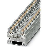 PHOENIX CONTACT Durchgangsklemme, PT 1,5/S, 50 Stück, 3208100