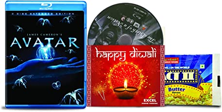 Avatar - Extended Collector's Edition (3-Disc Box Set) + Birth of a Nation - 2 English Movies (4 Blu-ray bundle offer)