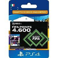 FIFA 21 Ultimate Team 4600 FIFA Points | Codice download per PS4 (incl. upgrade gratuito a PS5) - Account italiano