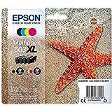 Epson C13T03A64010 Approprié pour XP2100 Encre multi couleur Nr.603XL 20,9 ml Noir Normal