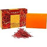 Vaadi Herbals Luxurious Saffron Soap, Skin Whitening Therapy, 75g