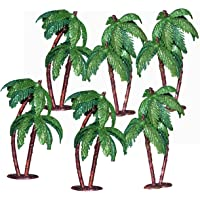 Asian Hobby Crafts Artificial Mini Tree for 3-D Models, Project Making, Hobby Crafts, Bird Houses, Toys (6 Pieces, 4…
