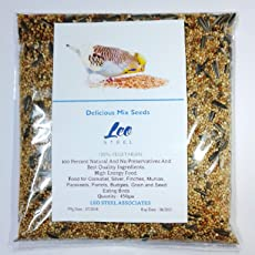 Delicious Mix Seeds for Bird-450gm