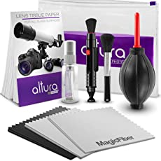 Altura Photo Professional Cleaning Kit For Dslr Cameras (Canon, Nikon, Pentax, Sony) - Includes: Lens Cleaning Pen System