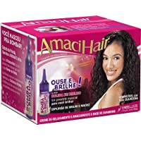 Amac ihair relaxante - Set per lisciatura di capelli embelleze