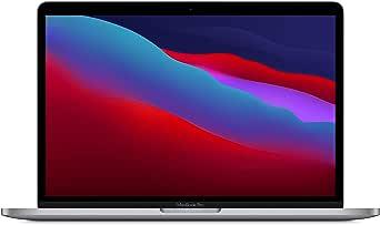 "2020 Apple MacBook Pro con Chip Apple M1 (13"", 8GB RAM, 256GB SSD) - Grigio siderale"