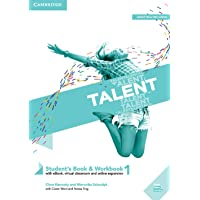 Talent Level 1 Student's Book/Workbook Combo with eBook [Lingua inglese]: Vol. 1