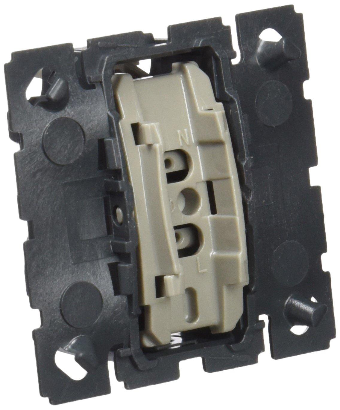 Legrand LEG67001 - Céline - switch (10 x, 230 v, 2 velocità)