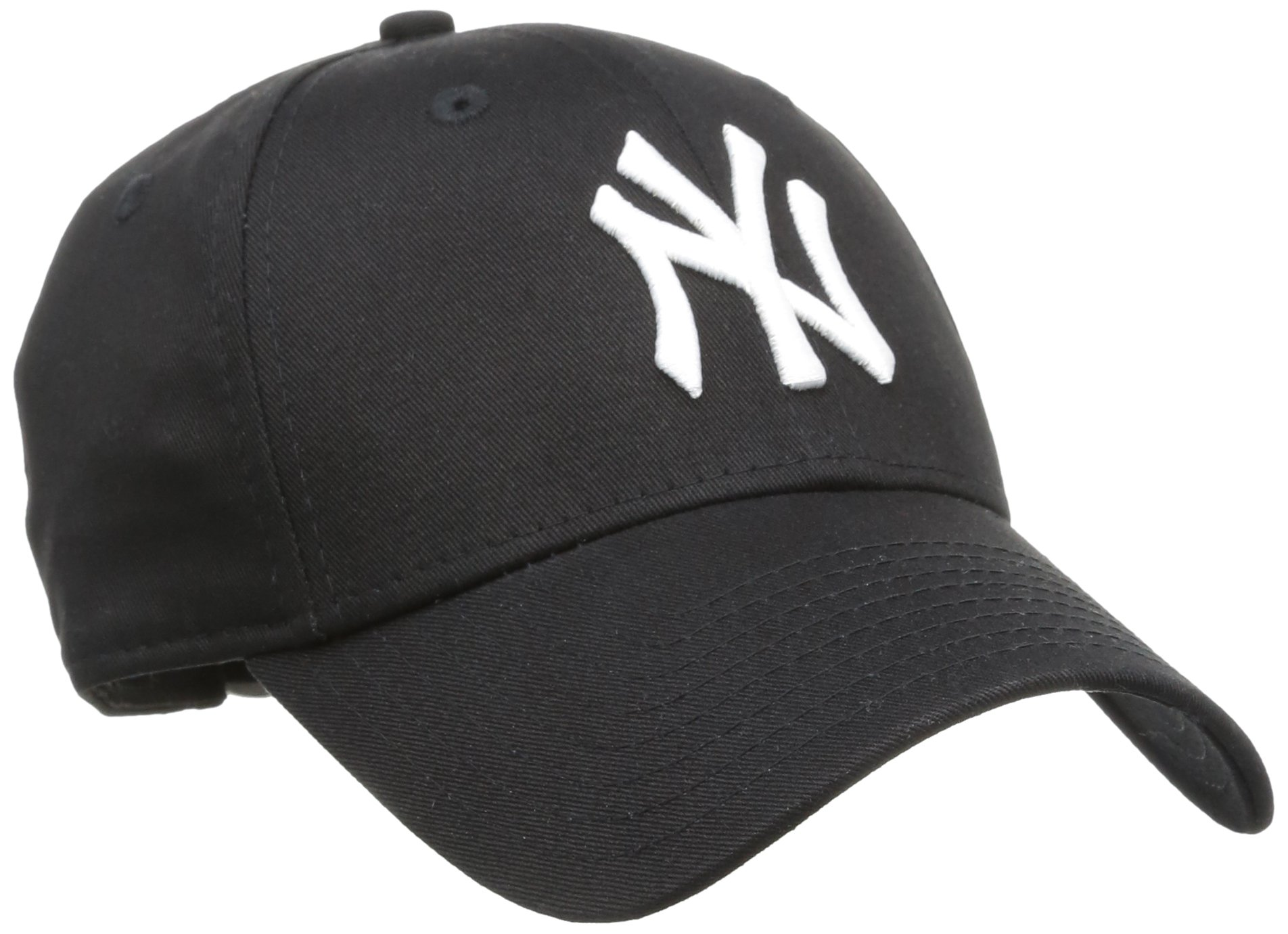 9416f549566 New Era Men s MLB Basic NY Yankees 9Forty Adjustable Baseball Cap ...