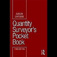 Quantity Surveyor's Pocket Book (Routledge Pocket Books) (English Edition)