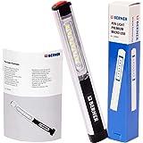 Berner Pen Light Premiumline 6+1 LED Lamp Workshop Lamp Micro USB