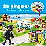 Die Playmos - Folge 66: Detektive auf dem Campingplatz (Das Original Playmobil Hörspiel)