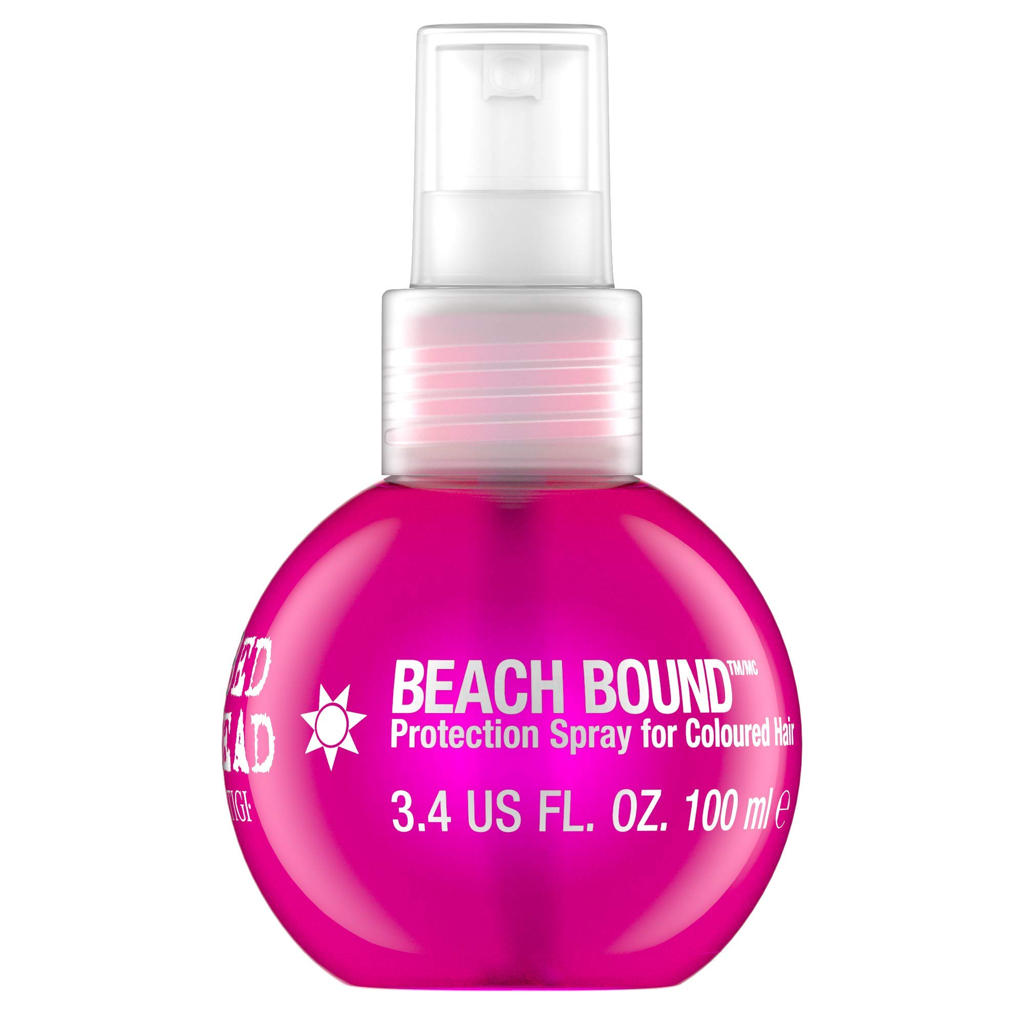 Tigi Bed Head Bound Protection Spray Linea Beach 100ml Piastre Per Capelli