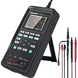 osciloscopio Digital + generador de formas de onda + multímetro portátil USB 2 canales 40 mhz prueba de pantalla LCD medidor