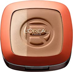 L'Oreal Paris Glam Bronze Duo 102 Harmonie Brunes, 9g