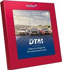mydays Erlebnis-Gutschein DTM 2018   1 Wochenende für 2 Personen   Kategorie Silber   Inklusive Geschenkbox