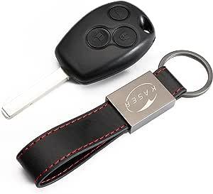 Schlüssel Gehäuse Fernbedienung Für Renault 3 Tasten Elektronik