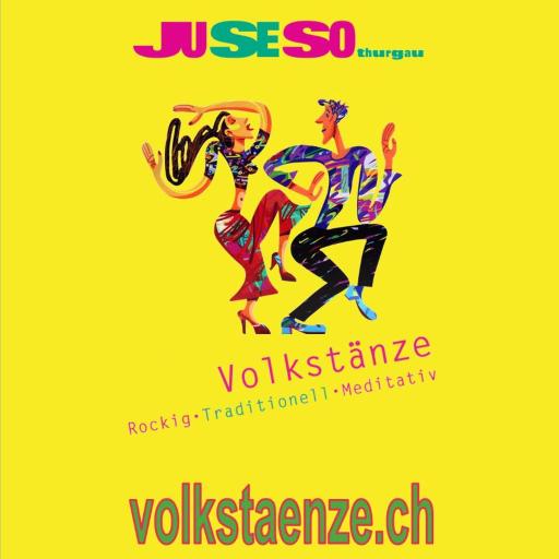 Volkstänze JUSESO Thurgau