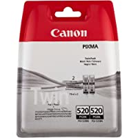 """Canon PGI-520 BK Serbatoio Inchiostro """"TWINPACK"""" -  Confronta prezzi e modelli"""