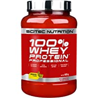 Scitec Nutrition Protein 100% Whey Protein Professional, Banane, 920g