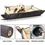 Pawsse Kissen für Hunde, Weiches Hundebett, Großes Hundebett, Haustier Katzenbett, Hundekissen, Hundesofa Katzensofa