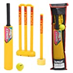 SUNLEY Plastic Cricket kit for All Age Groups and Sizes