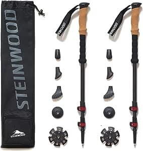 Steinwood Premium Trekking Poles