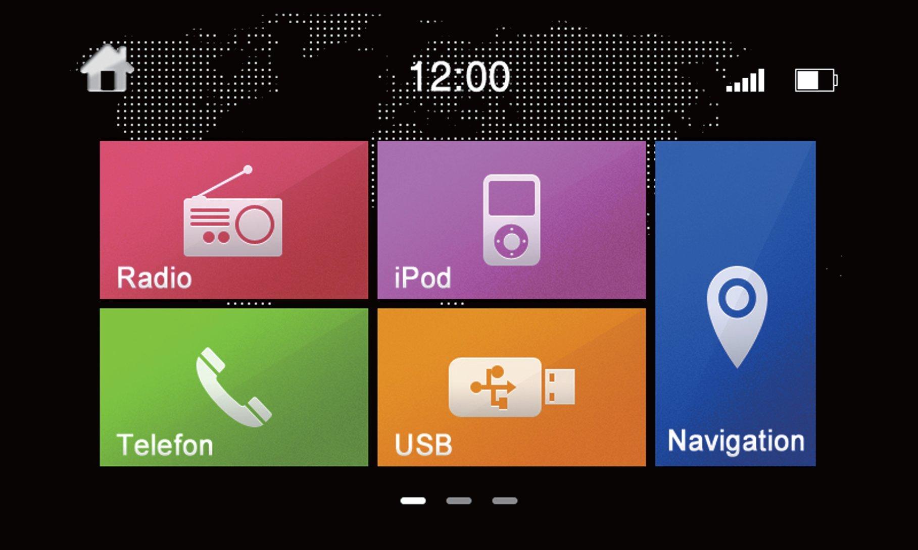 Dynavin-DVN-VW-N6-Navigationsgert-inkl-Navigationssoftware