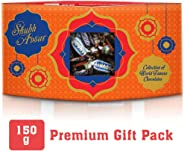 SNICKERS Shubh Avsar Assorted Chocolates Gift Pack (Snickers, Mars, Bounty), 150g
