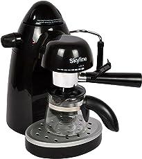 Skyline VT-7003 750-Watt Expresso Coffee Maker (Multicolour)